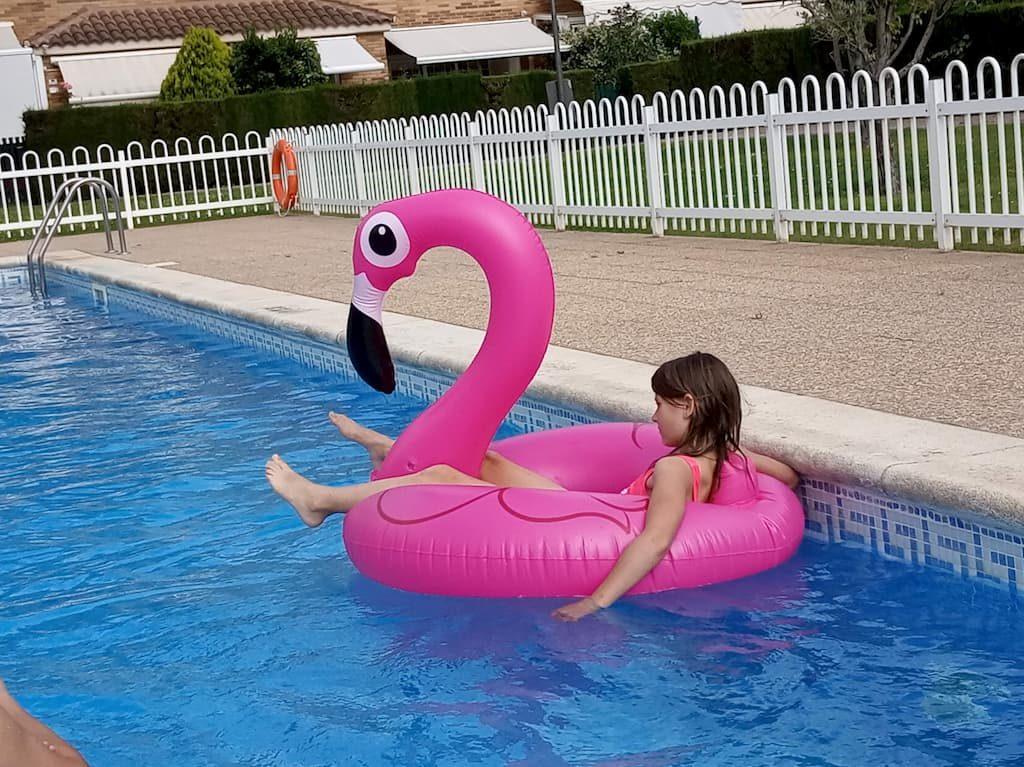 llega el verano piscina down zaragoza